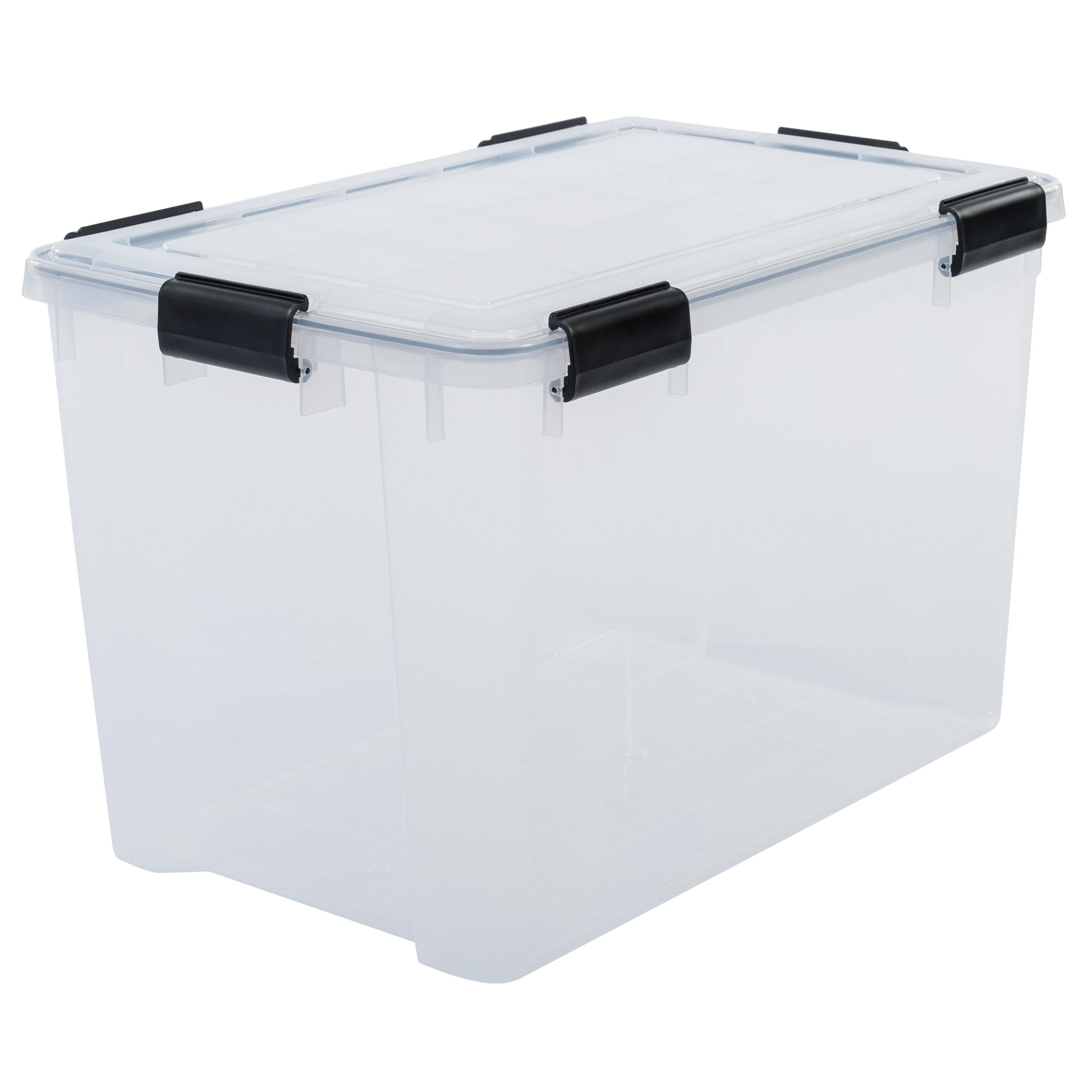 Extrem IRIS Aufbewahrungsbox Air Tight aus Kunststoff & Bewertungen ER97
