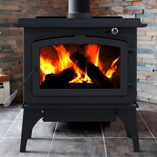 Direct Vent Wood Burning Stove By Pleasant Hearth