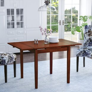 Shaws Extendable Dining Table Alcott Hill