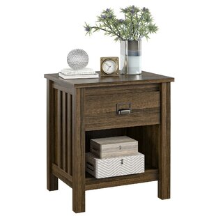 Olmstead 1 Drawer Nightstand