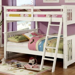 Reviews Genebern Full over Full Bunk Bed by Harriet Bee Reviews (2019) & Buyer's Guide