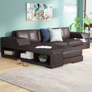 Brayden Studio Erazo Sectional