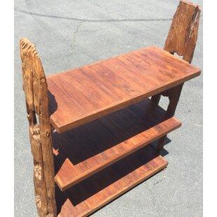 Repurposed Wood Standard Bookcase by Loon Peak