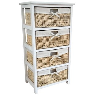 Incroyable Maize 4 Drawer Chest