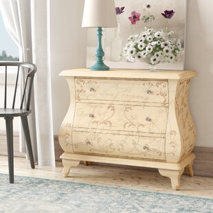 Avon 3 Drawer Accent Chest