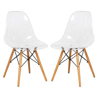 Alcalde Dining Chair (Set of 2) by Ivy Bronx SKU:AB285276 Order