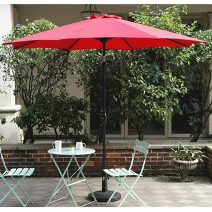 Charlton Home Hollinger 9' Market Umbrella