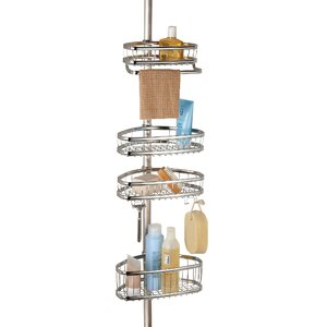 York Tension Shower Caddy
