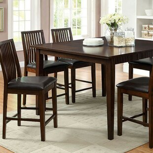Rolland Drop Leaf Dining Table Canora Grey