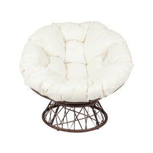 Fannie Patio Chair with Cushion