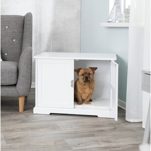 Godeus Wooden Pet Crate