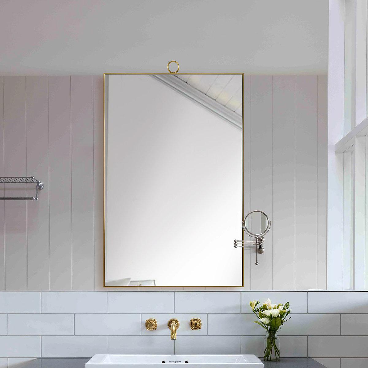 Charlton Home Colbert Modern Bathroom Vanity Mirror Reviews Wayfair