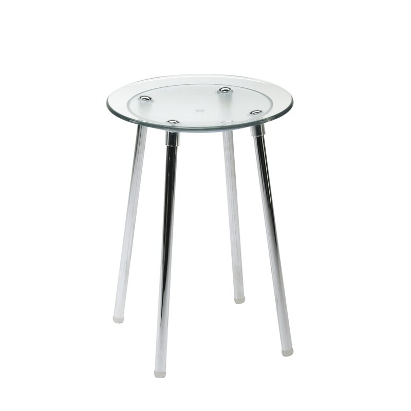 WS Bath Collections Complements Noni Bathroom Stool | Wayfair