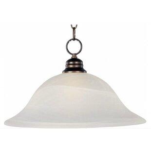 Winston Porter Candelaria 1-Light Cone Pe..