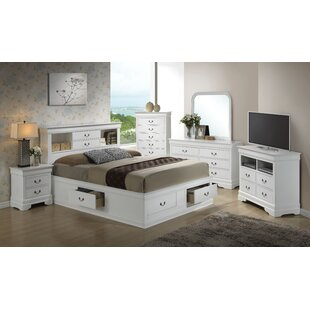 Lisle Platform Configurable Bedroom Set by Lark Manor