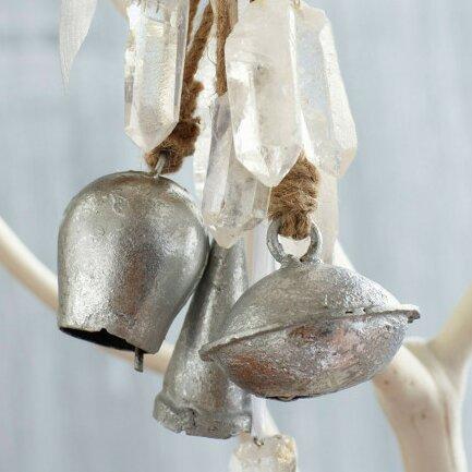 Mini Temple 6-Piece Bell Ornament Accessories Set