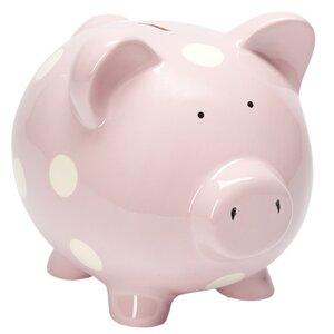 Eliseo Classic Ceramic Piggy Bank