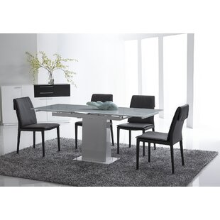 Bonn Extendable Dining Table Bellini Modern Living