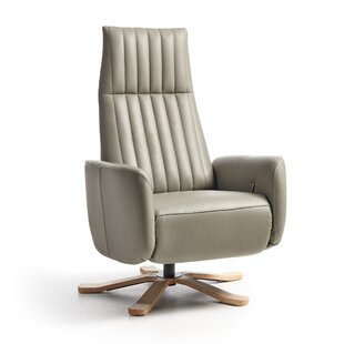 Julio Manual Rocker Recliner By Metro Lane