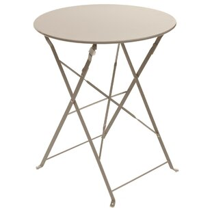 Nifelheim Folding Steel Bistro Table By Sol 72 Outdoor