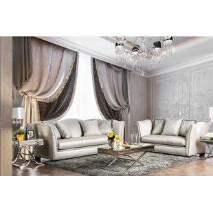 Willa Arlo Interiors Rialto Configurable Living Room Set