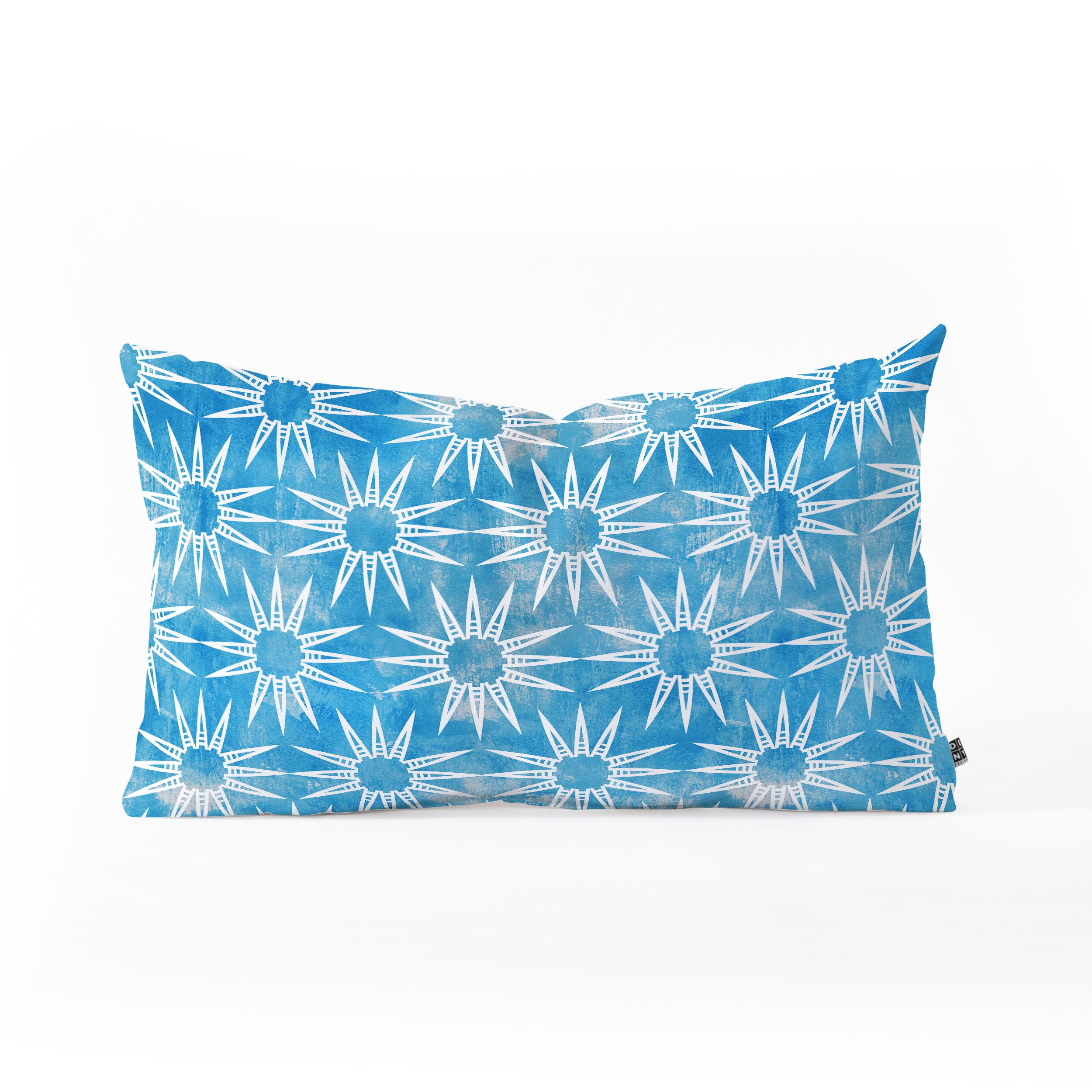 East Urban Home Schatzi Mila Farmhouse Sun Lumbar Pillow Wayfair
