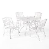 Monterey Outdoor 5 Piece Dining Set