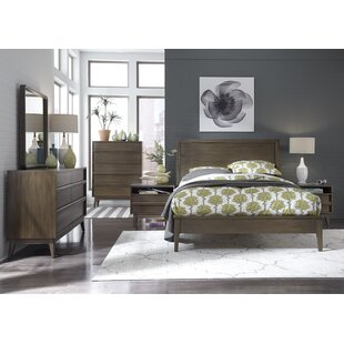 Calvillo Platform Configurable Bedroom Set