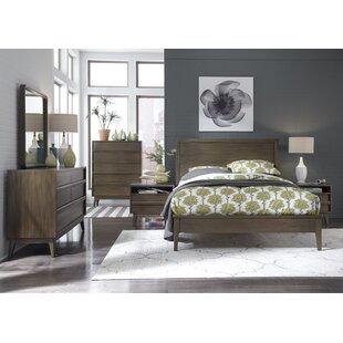 Calvillo Platform Configurable Bedroom Set