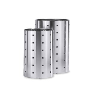 ZACK Home Decor Stainless Steel Trash Can