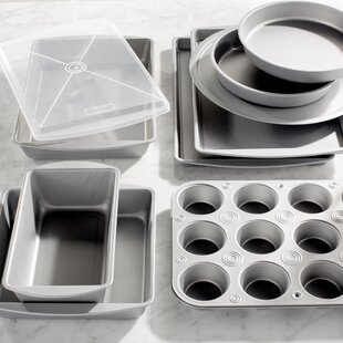 Wayfair Basics 10 Piece Nonstick Bakeware Set