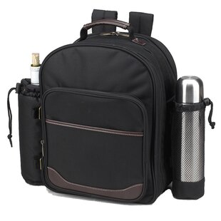 Picnic Coffee for Two Backpack Cooler