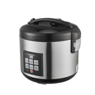 10-Cup Digital Rice Cooker/Food Steamer