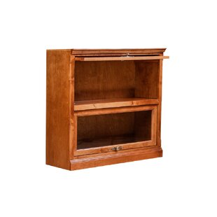 Mcintosh Barrister Bookcase by Loon Peak Cheap