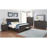 Partain Platform Configurable Bedroom Set by Canora Grey