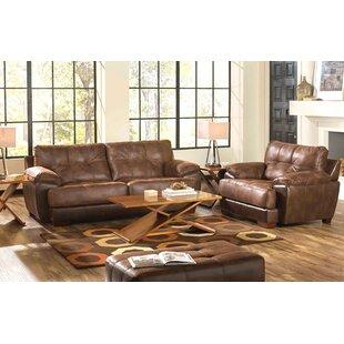 Clandestine Configurable Living Room Set by Red Barrel Studio