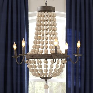 Price comparison Addington 6-Light Empire Chandelier By Birch Lane™