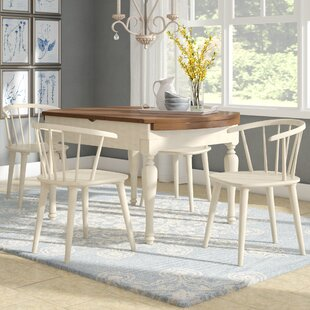 Meline 5 Piece Dining Set by One Allium Way