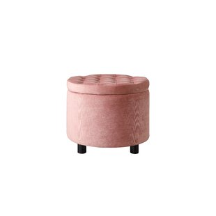 Allie Storage Ottoman By Willa Arlo Interiors