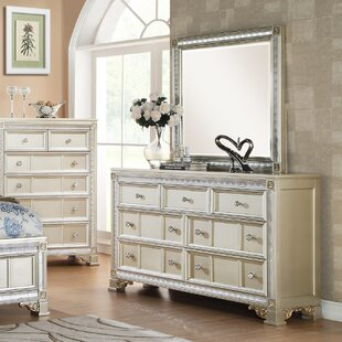 Fairfax Home Collections Tiffany 7 Drawer Dr..