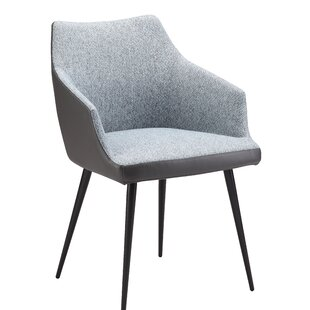 Verena Upholstered Dining Chair Union Rustic