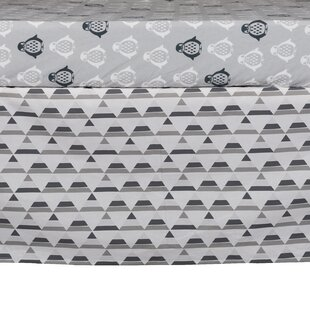 Best Lolli Mod Triangle Crib Skirt ByLolli Living