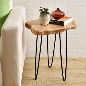 Cedar Wood End Table