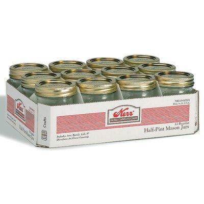 Alltrista Regular Mouth Canning jar Set