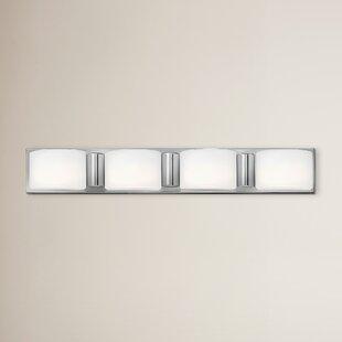 Hinkley Lighting Daria 4-Light Bath Bar