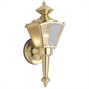 Exterior 1-Light Outdoor Sconce (Set of 2) By Westinghouse Lighting Outdoor Lighting