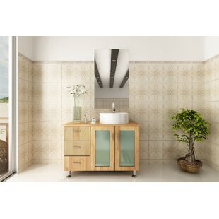 Swearingen 39 Single Bathroom Vanity Set by Ebern Designs