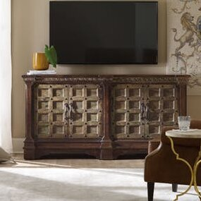 Hooker Furniture TV Stand for TVs up to 70