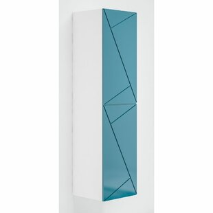 Remus 35 X 140cm Wall Mounted Cabinet By Belfry Bathroom