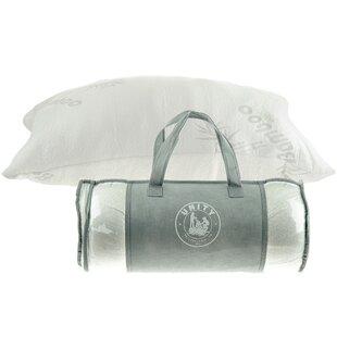 Unity Luxury Medium Memory Foam Bed Pillow